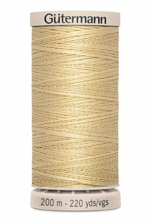 Cotton Quilting Thread 200m/219yds Ecru