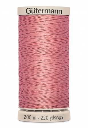 Cotton Quilting Thread 200m/219yds Strawberry