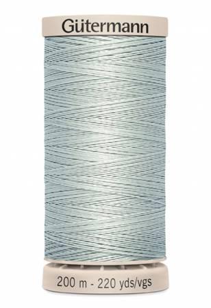 Cotton Quilting Thread 200m/219yds Light Grey