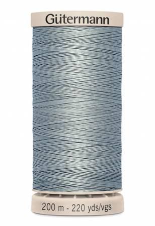 Gutermann Cotton Quilting Thread 200m/219yds Medium Grey