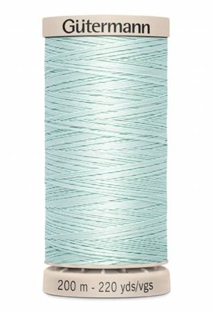 Cotton Quilting Thread 200m/219yds Aqua Mist