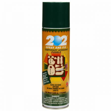 202 Spray & Fix Temporary Adhesive 5.74 oz.