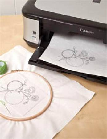 Wash-Away Stitch Stabilizer - 10 Sheets, 8-1/2in x 11in