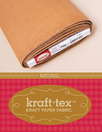 Kraft Paper Fabric Natural 19