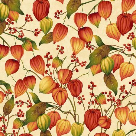 Autumn Album Chinese Laterns