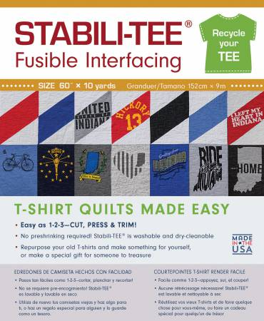 Stabili-TEE Fusible Interfacing Bolt