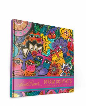 Laurel Burch Dream Believers - Hardcover