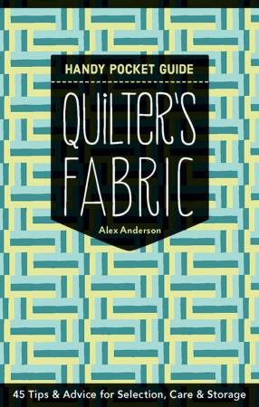 Quilter's Fabric Handy Pocket Guide - C & T Publishing - 20375