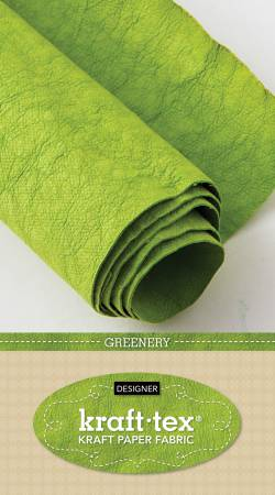 18.5x 28.5 Kraft-tex Kraft Paper Fabric/Greenery - copy