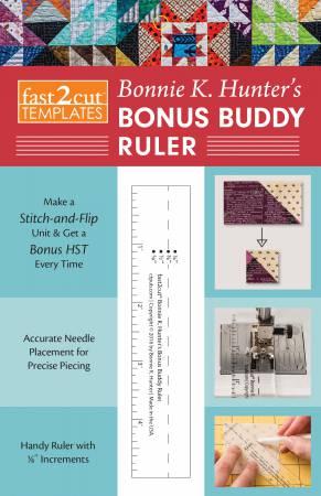 Fast2cut BKH Bonus Buddy Ruler