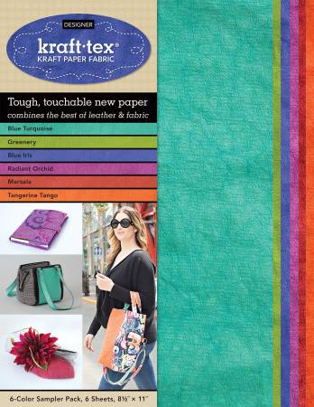 Kraft-Tex Designer Sampler Pack
