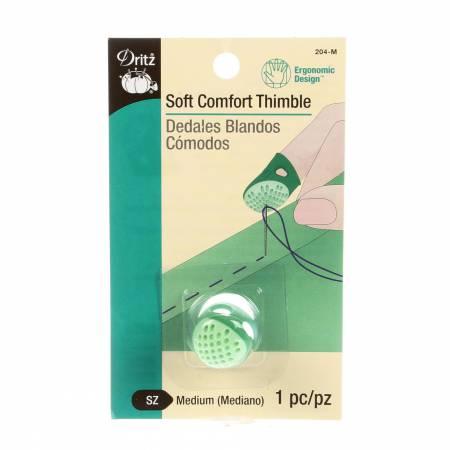 Dritz Soft Comfort Thimble - Medium