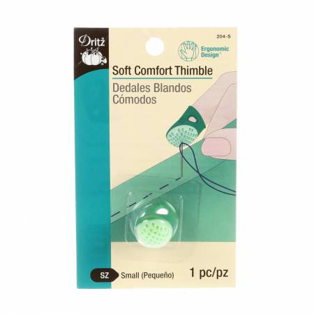 Dritz Soft Comfort Thimble - Small