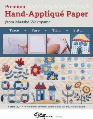 Masako Wakayama - Premium Hand-Appliqué Paper