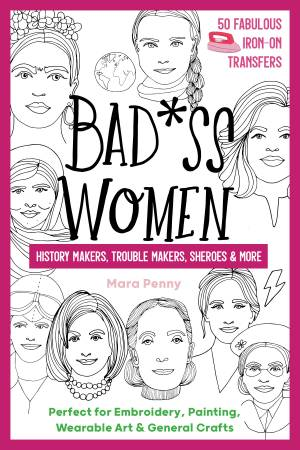 Bad*ss Women Iron On Transfers