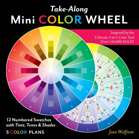 Take-Along Mini Color Wheel ~ RELEASE DATE JUNE 25/21 ~