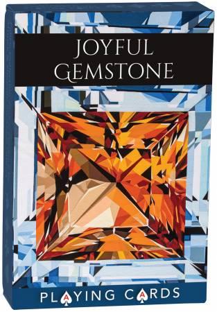 Joyful Gemstone Playing Cards