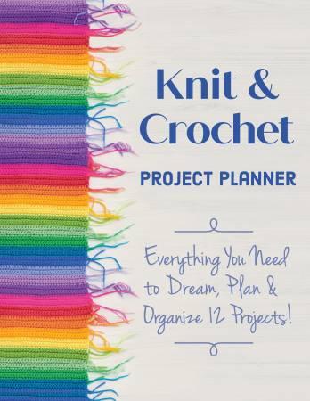 BK NF Knit & Crochet Project Planner