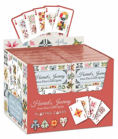 Harriet's Journey Playing Cards