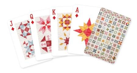 Harriets Journey Playing Cards