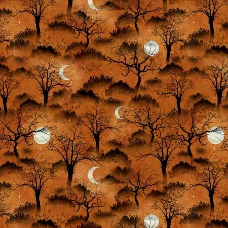 Frightful Night Orange