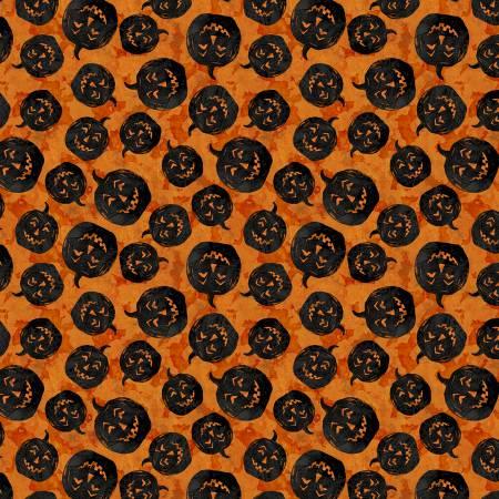 WP-20507-898 Orange Halloween Pumpkin Toss