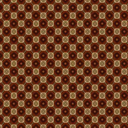 Pumpkin Farm Pumpkin Checkerboard Foulards #2058-35 by Stacy West