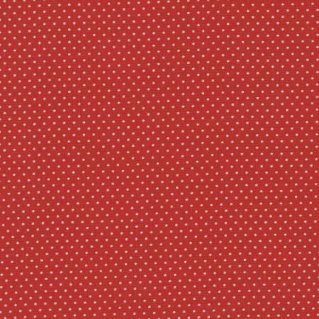 Scarlet Pin Dots