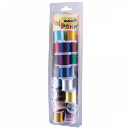 Maderia Poppurri Thread Set