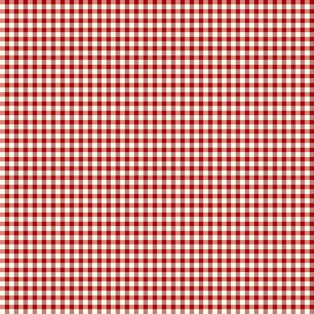 Ring In The Holly Days Red Gingham Check 2100-88