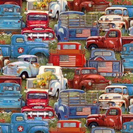 American Spirit Trucks