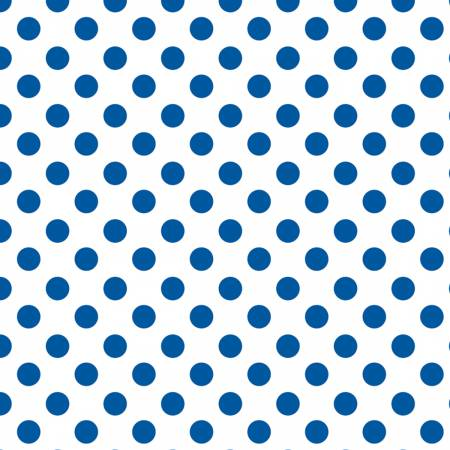 Fabric Camelot Royal Dots