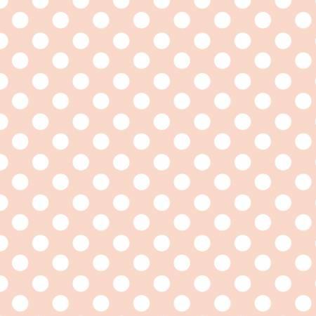 Mixology Coordinates - Blush Dots