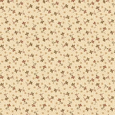 Taupe Calico Toss, 2108-33