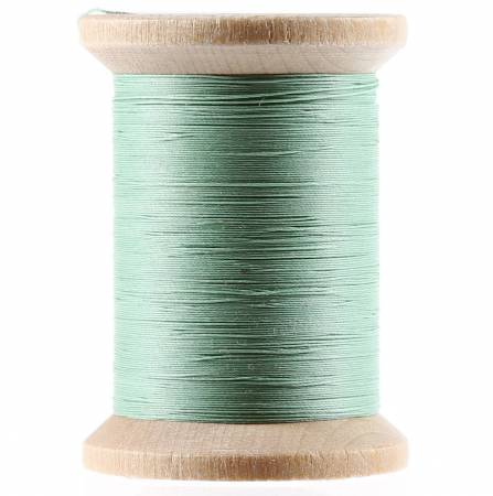 Cotton Hand Quilting Thread 3-ply T-40 400yds Mint