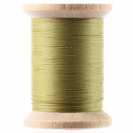 Cotton Hand Quilting Thread Spring Green