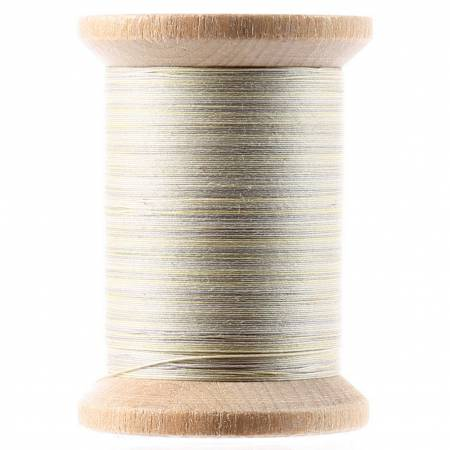 YLI Cotton Hand Quilting Thread 3-ply T-40 400yds Sand