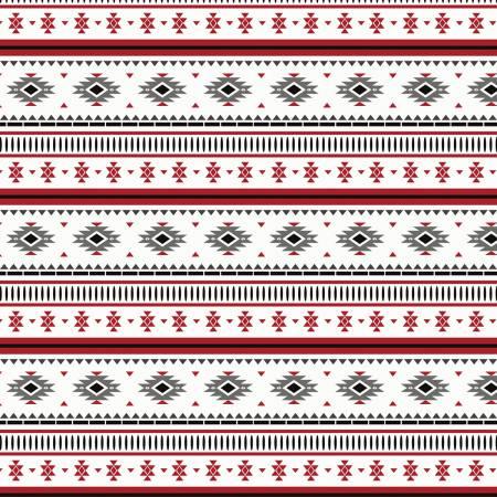 Camelot Hudson 21172104-1 White Blanket Stripe