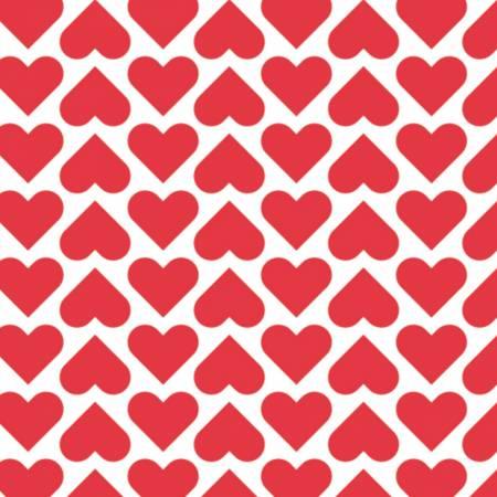 XOXO Wild Hearts Red