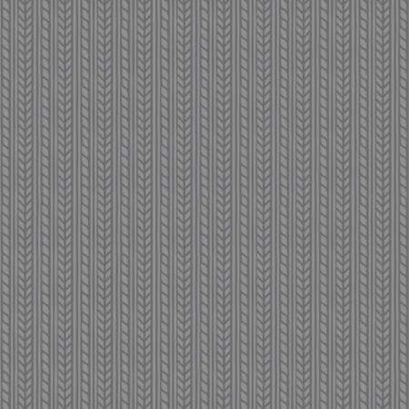 Reindeer Lodge Cable Knit Charcoal
