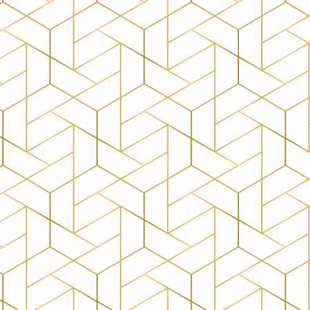Black w/Gold Metallic Tiled