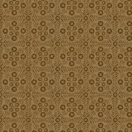 Itty Bitty Crazy - Khaki Tiles