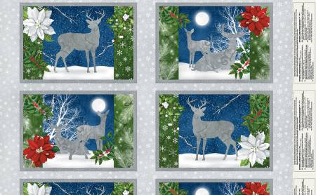 Under The Pines Placemat Panel Kit