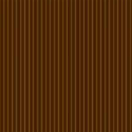 Itty Bitty Pinstripe Brown