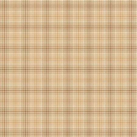 Cream Small Plaid 2157Y-44