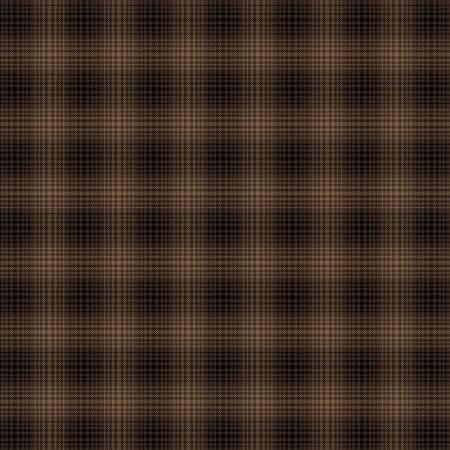 Itty Bitty Yarn Dyes - Black Small Plaid
