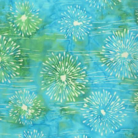 AF Mums Aqua Batik