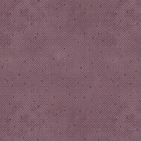 Purple Diamond Texture on Flannel
