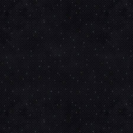 Black Diamond Texture on Flannel