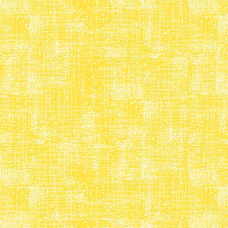 Yellow Dotty Grid